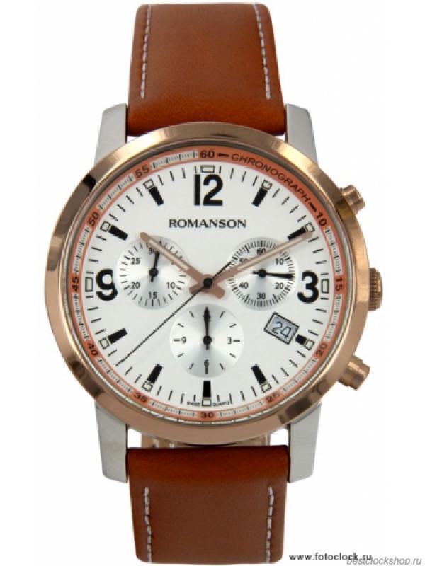Мужские часы Romanson TL7235HMR(WH) Женские часы Storm ST-47255/B