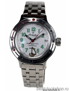 Наручные часы Восток/Амфибия 420381/100-2416