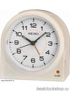 Кварцевый будильник Seiko QHE085W / QHE085WN
