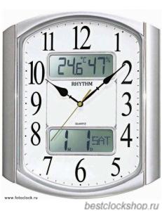 Часы настенные Rhythm CFG708NR19