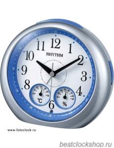 Кварцевый будильник Rhythm 8RE642WR19