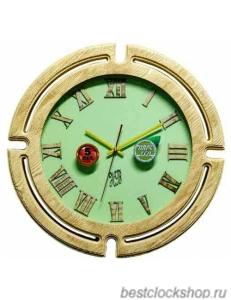 Часы настенные Фабрика Времени D45-250