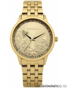 Женские наручные fashion часы Morgan M1130GMBR