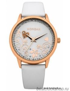 Женские наручные fashion часы Morgan M1130WRGBR