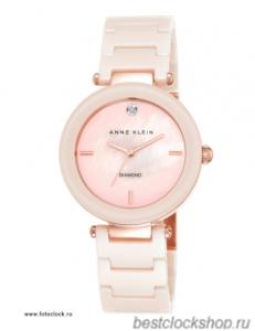 Женские наручные fashion часы Anne Klein 1018PMLP / 1018 PMLP