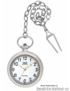Карманные часы Q&Q C170J404 / C170-404Y