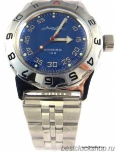 Наручные часы Восток/Амфибия 100824/100-2415