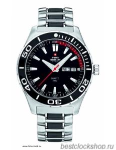 Швейцарские часы Swiss Military by Chrono SM 34017.01 / 20075ST-1MBK