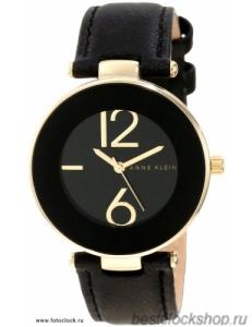 Женские наручные fashion часы Anne Klein 1064BKBK / 1064 BKBK
