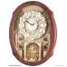 Настенные часы с вращающимся маятником Vostok НК 12002-1