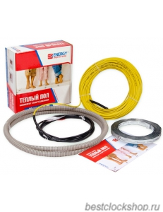 Тёплый пол Energy Cable 260 Вт