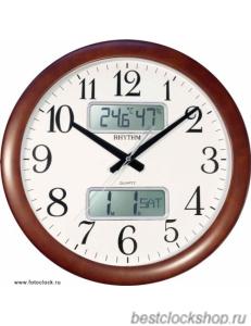 Часы настенные Rhythm CFG901NR06