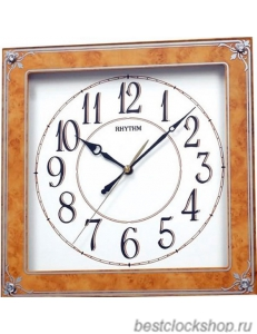 Часы настенные Rhythm CMG112NR07