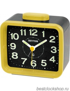 Кварцевый будильник Rhythm CRA637WR33