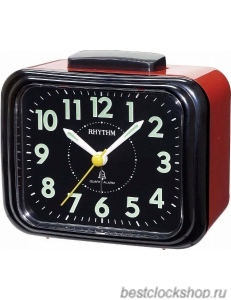 Кварцевый будильник Rhythm CRA828NR01