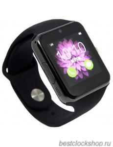 Q7SP умные часы телефон черные