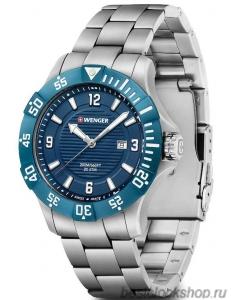 Швейцарские наручные часы Wenger 01.0641.133