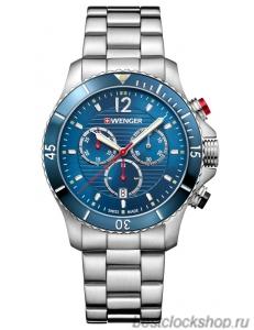 Швейцарские наручные часы Wenger 01.0643.111