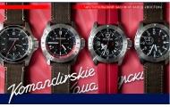 """Новая коллекция часов """"Командирские"""" К-39"""""""