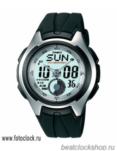Ремешок для часов Casio AQ-160W-7B, AQ-163W