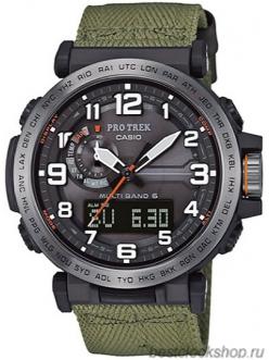 Ремешок для часов Casio PRW-6600YB-3E  (10561431)