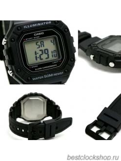 Ремешок для часов Casio W-218H-1A (10569210)