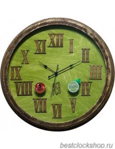 Часы настенные Фабрика Времени D50-306