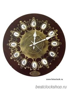 Настенные часы Sinix 6020 R