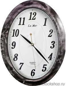 Настенные часы La Mer GD043 Gray