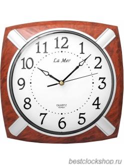 Настенные часы La Mer GD064 Brn