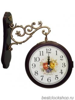 Настенные часы B&S HR7007B