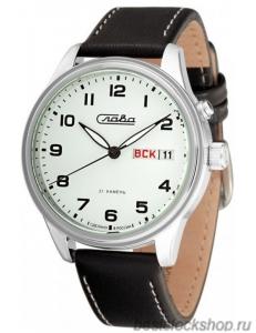 Российские часы Слава 1241415 / 300-2428