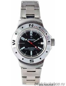 Наручные часы Восток/Амфибия 060484/100-2416